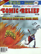 Comic Relief Vol. 7 No. 81 Comic Book
