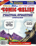 Comic Relief Vol. 7 No. 82 Comic Book