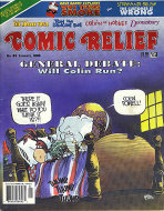 Comic Relief Vol. 8 No. 83 Comic Book