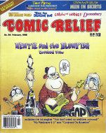 Comic Relief Vol. 8 No. 84 Comic Book
