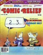 Comic Relief Vol. 8 No. 88 Comic Book