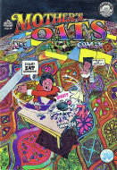 Mother's Oats Comix No. 1 Comic Book