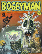 Bogeyman No. 3 Comic Book