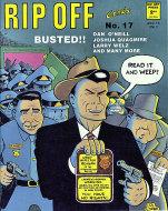 Rip Off Comix No. 17 Comic Book