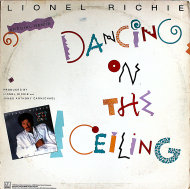 "Lionel Richie Vinyl 12"" (Used)"