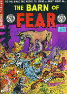 The Barn Of Fear Comic Book