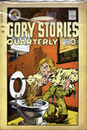Gory Stories Quarterly Issue No. 2 1/2 Comic Book