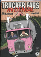 Trucker Fags in Denial Comic Book