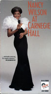 Nancy Wilson At Carnegie Hall VHS