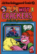 Hot Crackers- All New Underground Comix #2 Comic Book