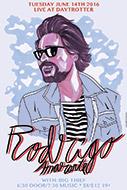 Rodrigo Amarante Poster