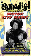 Shindig! Presents Motor City Magic VHS