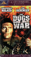 The Dogs of War VHS