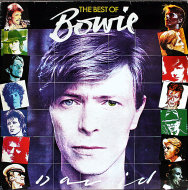 "David Bowie Vinyl 12"" (Used)"