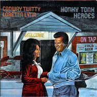 "Conway Twitty Vinyl 12"" (Used)"
