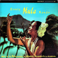 "Lovely Hula Hands Vinyl 12"" (Used)"