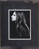 Barbra Streisand Vintage Print