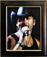 Tim McGraw Vintage Print