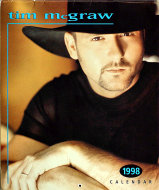 Tim McGraw Calendar