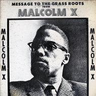 "Malcolm X Vinyl 12"" (Used)"