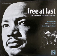 "Martin Luther King Jr. Vinyl 12"" (Used)"