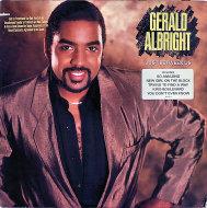 "Gerald Albright Vinyl 12"" (Used)"