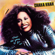 "Chaka Khan Vinyl 12"" (Used)"
