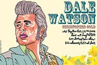 Dale Watson Poster