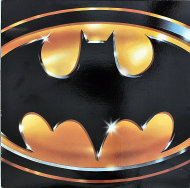 "Batman Motion Picture Soundtrack Vinyl 12"" (Used)"