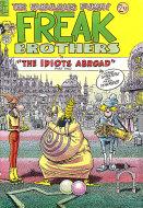 The Fabulous Furry Freak Brothers No. 9 Comic Book