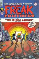 The Fabulous Furry Freak Brothers No. 10 Comic Book