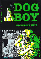 Dog Boy No. 6 Comic Book