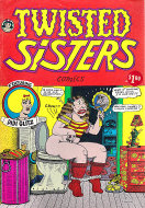 Twisted Sisters Comics #1 Comic Book