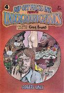 Underground Classics #4 Comic Book