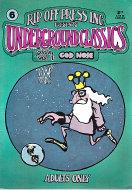 Underground Classics #6 Comic Book