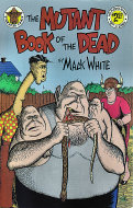 The Mutant Book Of The Dead #1 Comic Book