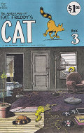 The Adventures Of Fat Freddy's Cat Book 3 Comic Book