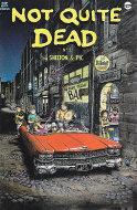 Not Quite Dead #1 Comic Book