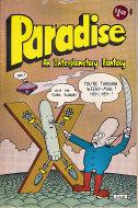 Paradise, An Interplanetary Fantasy Comic Book