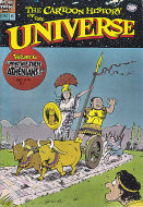 The Cartoon History Of The Universe #6 Comic Book