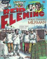 Reid Fleming, World's Toughest Milkman Vol. 1 No. 1 Comic Book
