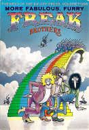 The Best of the Rip Off Press, Volume Four More Fabulous, Furry Freak Brothers Comic Book