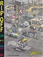 Rip Off Comix No. 31 Comic Book