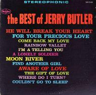 "Jerry Butler Vinyl 12"" (Used)"