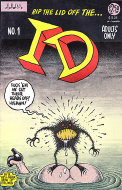 ID No. 1 Comic Book