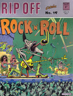 Rip Off Comix #19 Comic Book