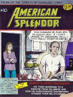 American Splendor #10 Comic Book