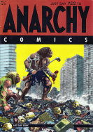 Anarchy Comics #4 Comic Book