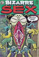 Bizarre Sex No. 10 Comic Book