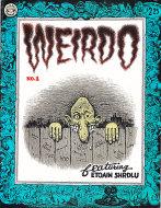 Weirdo #1 Comic Book